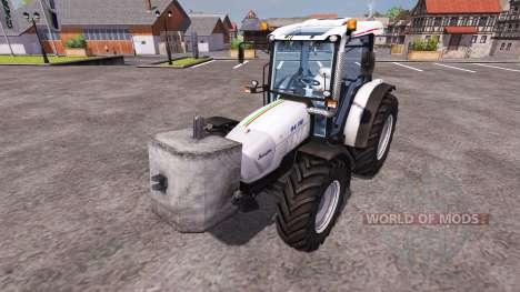 Contrapeso de hormigón para Farming Simulator 2013