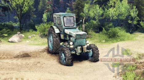 Tractor T-IM v1.1 para Spin Tires