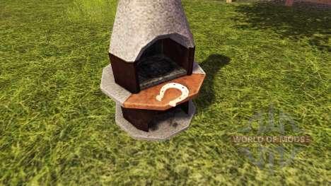 La ubicación de herraduras para Farming Simulator 2013