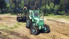 Tractor T-IM v1.1 verde