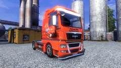 Color-Jagermeister - en camiones MAN TGX
