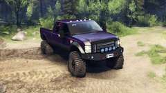 Ford F-350 Super Duty 6.8 2008 v0.1.0 purple