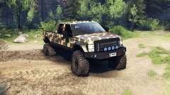 Ford F-350 Super Duty 6.8 2008 v0.1.0 ambush cam