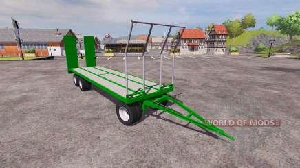 Remolque de transporte para Farming Simulator 2013