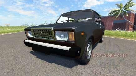 VAZ 2107 para BeamNG Drive