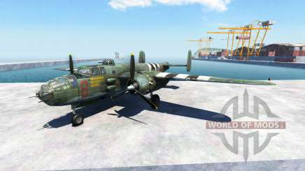 North American B-25 Mitchell para BeamNG Drive