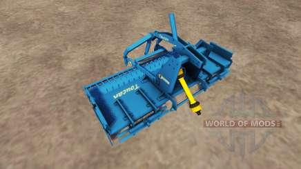 La grada de Rabe Tucán SL 3000 para Farming Simulator 2013