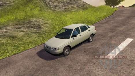 Rusa de tráfico para Farming Simulator 2013
