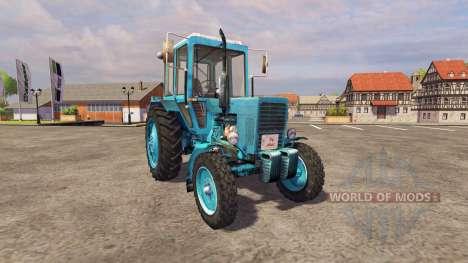 MTZ-80 para Farming Simulator 2013