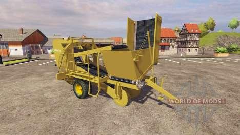 Fortschritt E673 para Farming Simulator 2013