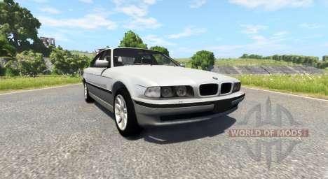 BMW 730i E38 1997 para BeamNG Drive