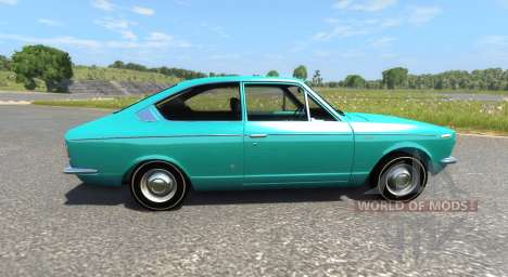 Toyota Corolla Sprinter 1969 para BeamNG Drive
