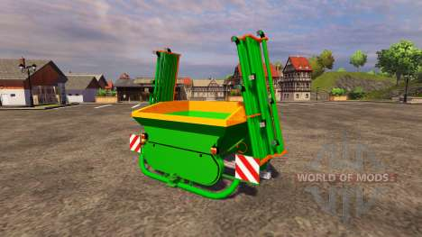 Amazone JET para Farming Simulator 2013