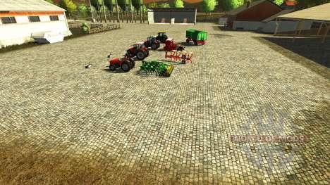 Eitzendorf para Farming Simulator 2013