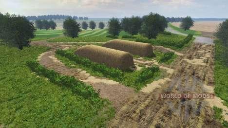 Mapa ruso v2.0 para Farming Simulator 2013