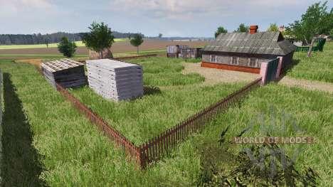Mapa SEC Borka agro para Farming Simulator 2013