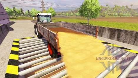 De madera de remolque para Farming Simulator 2013