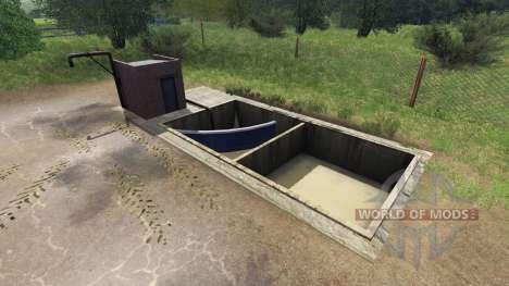 Ubicación S. Voskresenka para Farming Simulator 2013