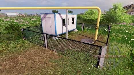 Ubicación Samara-Volga v2.0 para Farming Simulator 2013