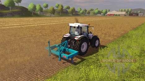 Escarificar el suelo Deula para Farming Simulator 2013