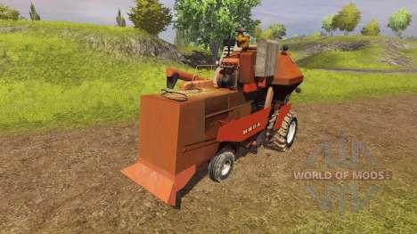 SC 5 m 1 Campo PONEN para Farming Simulator 2013