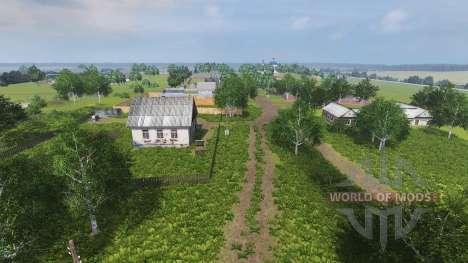 Ubicación De La Granja Amanecer para Farming Simulator 2013