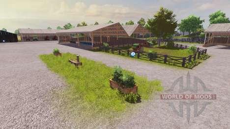 FunkyTown para Farming Simulator 2013