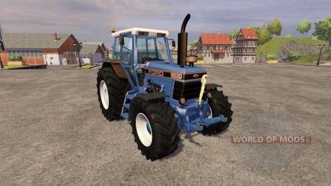 Ford 8630 Powershift para Farming Simulator 2013
