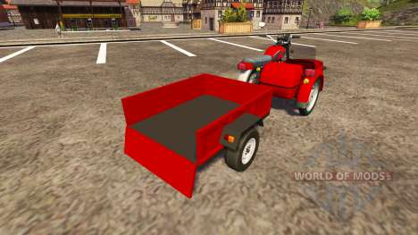 IZH Planeta 5K para Farming Simulator 2013