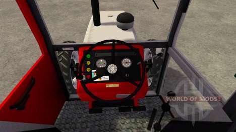 Steyr 8090A Turbo SK1 FL para Farming Simulator 2013