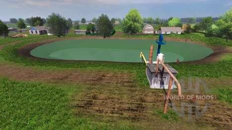 Ubicación Seco v2.5 para Farming Simulator 2013