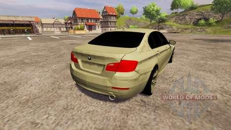 BMW 535i 2010 para Farming Simulator 2013