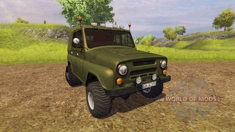 UAZ 469 para Farming Simulator 2013