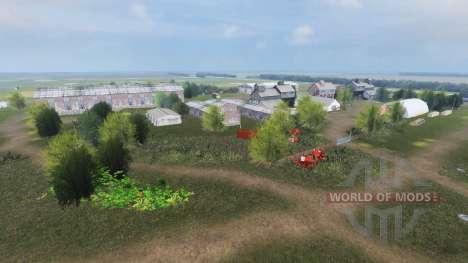Ubicación Novgorodova v3.0 para Farming Simulator 2013
