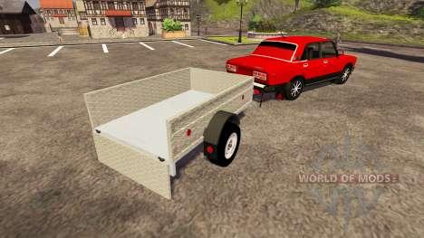 VAZ 2107 para Farming Simulator 2013