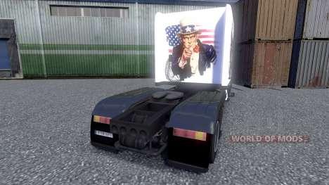Peterbilt 379 v1.2 Amel para Euro Truck Simulator 2