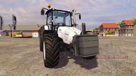 Se opuso a 900 kg para Farming Simulator 2013