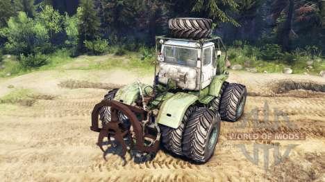 T 150K v1.2 para Spin Tires