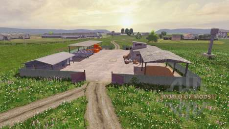 Ubicación Samara-Volga para Farming Simulator 2013