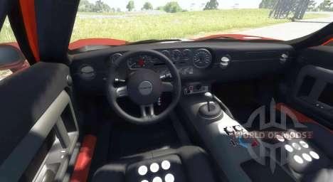 Ford GT 2005 para BeamNG Drive
