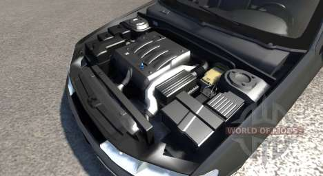 Peugeot 406 para BeamNG Drive