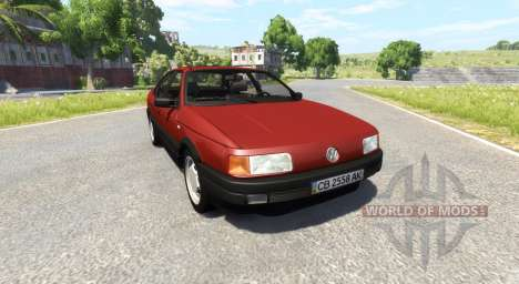 Volkswagen Passat B3 v2.0 para BeamNG Drive