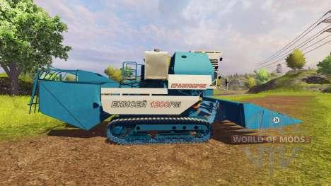 Yenisei RM para Farming Simulator 2013