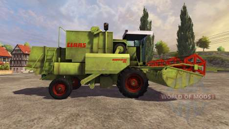 CLAAS Dominator 85 para Farming Simulator 2013