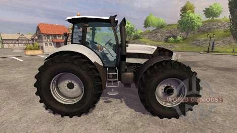 Deutz-Fahr Agrotron X 720 silver para Farming Simulator 2013