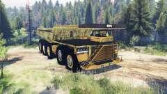 Camión de minería de datos 10x10