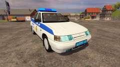 De los FLOREROS 2110 de la Policía