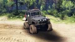 Suzuki Samurai LJ880 black