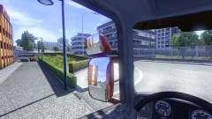 Espejos para Scania