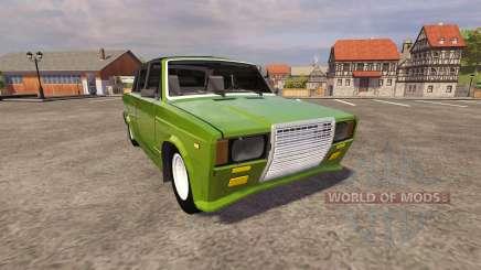 VAZ 2107 deporte para Farming Simulator 2013